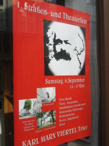 Karl Marx remembered in Trier