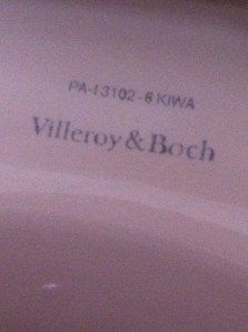Villeroy & Boch, even in the loo