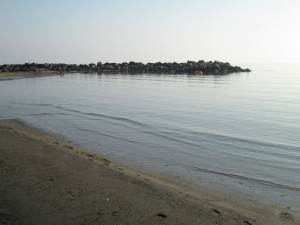The Black Sea at Constanta