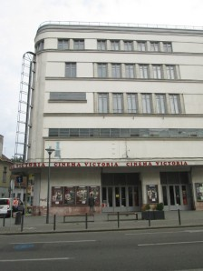 Cinema Victoria in Cluj