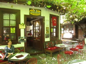 Coffee shop in Safranbolu