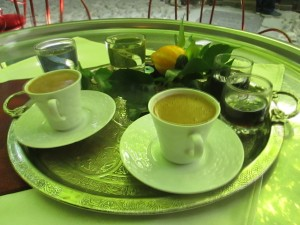 Coffee in Safranbolu