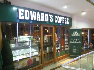 Edward's Coffee in Trabzon