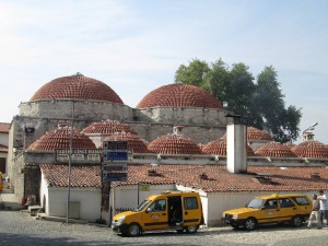 17th century hammam in Safranbolu