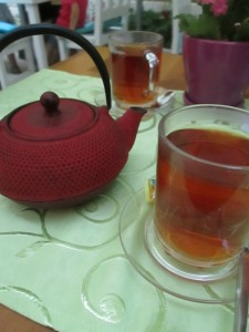 Darjeeling at Jasmine Tea House in Varna