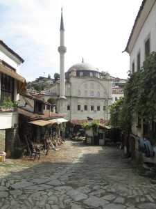 Safranbolu's 17th century mosque