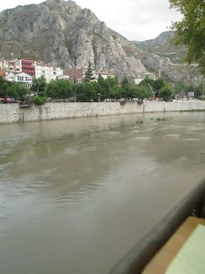 Amasya river views