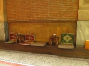 Mustafa Amca tea room in Galatasaray