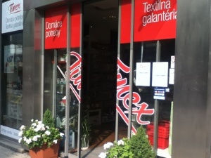 yarn in Bratislava