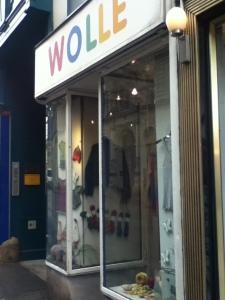 Wolle in Wien