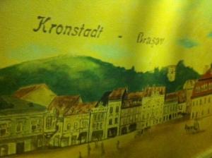 Kronstadt now Brasov