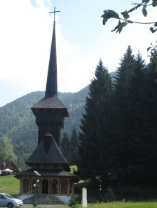 Poiana ski resort above Brasov