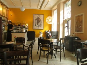 Stur Cafe in Bratislava