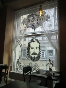 Stur Cafe for coffee in Bratislava