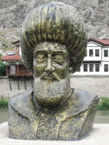 Sultans in Amasya