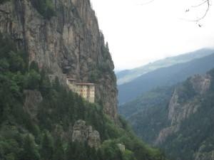 Sumela Monastery near Trabzon