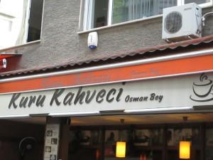 Tea room in Kadikoy