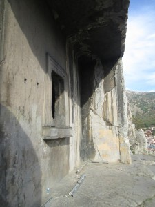 Pontic tomb in Amasya