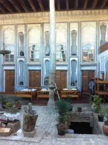 Akbar House B&B in Bukhara