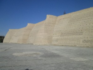 The Ark in Bukhara