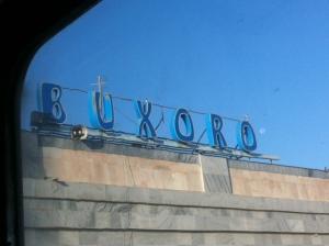 Bukhara Station