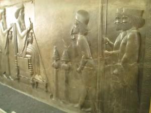 Tehran archaeology museum