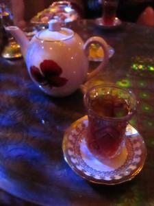 Tea in Baku at Old Baku Tea House