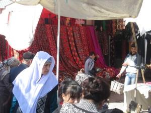 Urgut Market near Samarkand