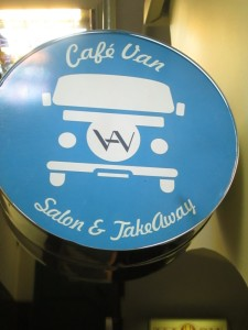 Cafe Van in Tehran