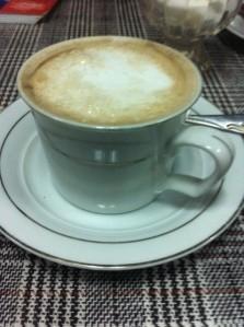 Coffee in Osh