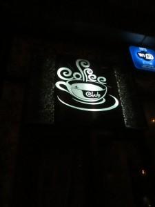 Coffee Club in Tashkent