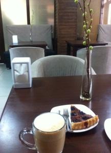 Sierra Coffee at D'Coffee in Bishkek