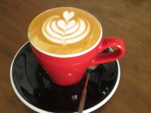Go to Let's Grind for best cappuccino in Chengdu