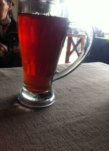 A pint of Yorkshire Tea in Kunming