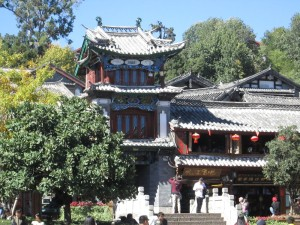 Lijiang Old Town in Yunnan Province