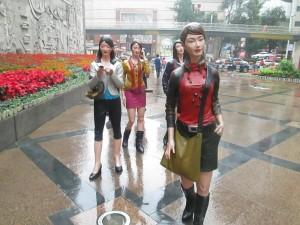 Modern-day China