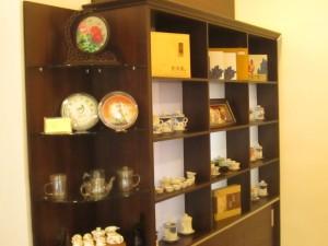 Panda Tea shop in Tashkent