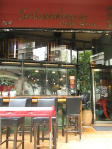 Salvador's Coffee House in Kunming