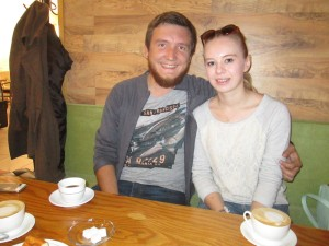 Coffee lovers in Tashkent