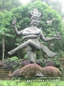 Shiva in Leshan