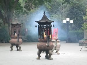 Temple in Chengdu