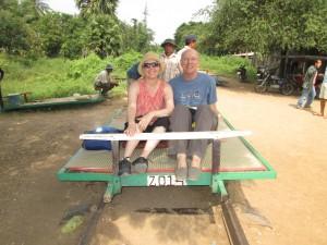 Battambang's Bamboo Railway