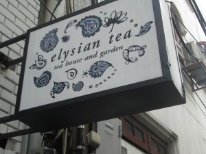 Elysian Tea House in Bangkok
