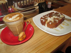 Best cake and coffee in Siem Reap at The Little Red Fox