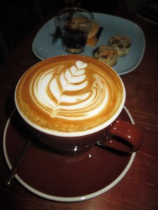 Good coffee in Bangkok at Ink & lion
