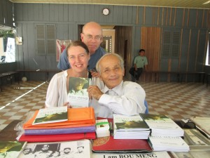 Meeting a survivor of Tuol Sleng in Phnom Penh