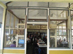 Inside kluang Rail Coffee shop