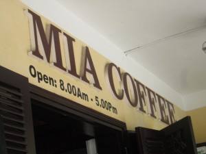 Mia Coffee in Hoi An
