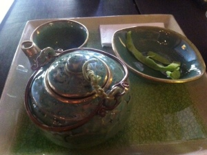 Tea in Hoi An at Reaching Out Tea House