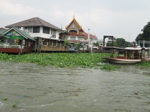 River ferry in Bangkok